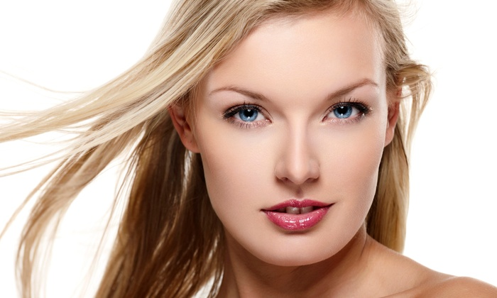 Blush Salon And Spa - Agawam Town: Two Haircuts with Shampoo and Style from Blush Salon and Spa (45% Off)