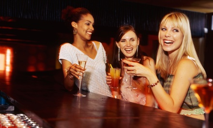 $20 for Comedy Show, Appetizer, and Drinks for Two at Point Break NYC ($40 Value)