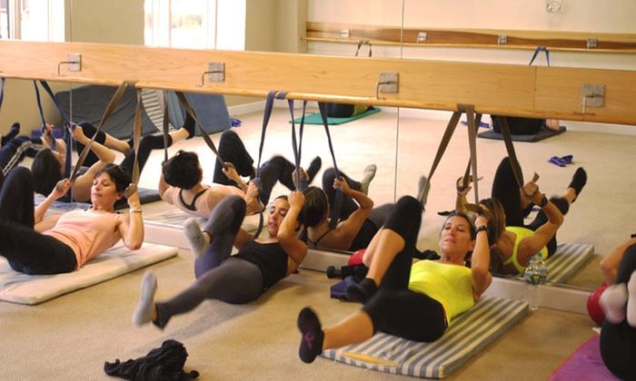 Lisa Fox Exercise Studio - Englewood: 5 or 10 Group Barre Fusion Classes at Lisa Fox Exercise Studio (Up to 73% Off)