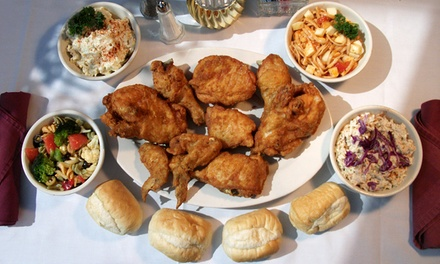 Deli-Style Takeout and Catering at Deli-Icious (50% Off). Two Options Available.