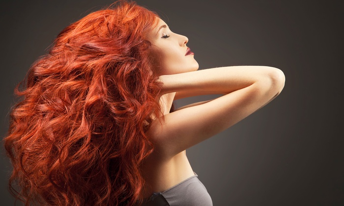 Coiffure Avant Garde - Plattsburgh: Haircut, Condition, and Blow-Dry with Optional Partial or Full Highlights at Coiffure Avant Garde (Up to 69% Off)