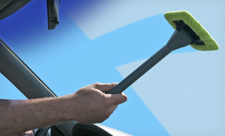 As Seen on TV Handy EZ Windshield Wiper