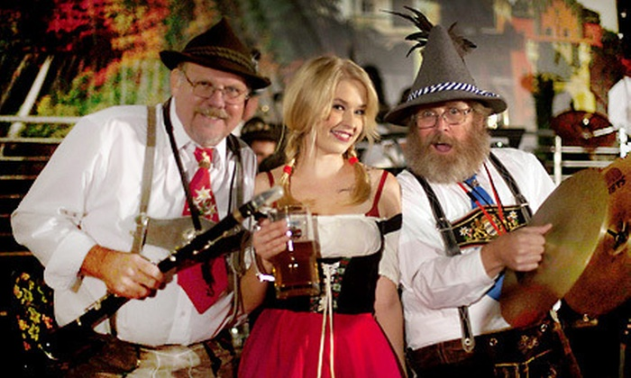 Fairplex - Fairplex: Visit to Oktoberfest at Fairplex with Beer Steins for Two or Four (Up to 55% Off)
