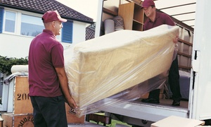 Traditional Moving Company: Two Hours of Moving Services with a Three-Man Crew and Truck at Traditional Moving Company (Up to 26% Off)