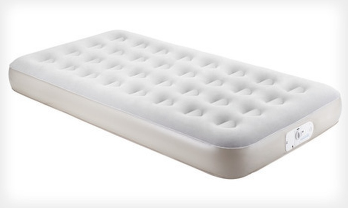 Therapedic Air Beds: Therapedic Air Bed in 9-Inch Twin, Full, or Queen or 20-Inch Queen (Up to 67% Off). Free Shipping and Free Returns.