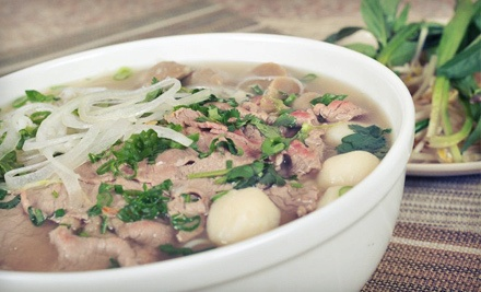 Meal for 2 (up to a $60.97 total value) - Pho On 7 in Markham