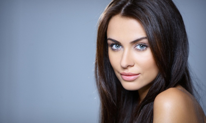 Sofi's Color Lounge - Multiple Locations: Haircut, Style, and Deep-Conditioning with Optional Single-Process Color at Sofi's Color Lounge (Up to 65% Off)