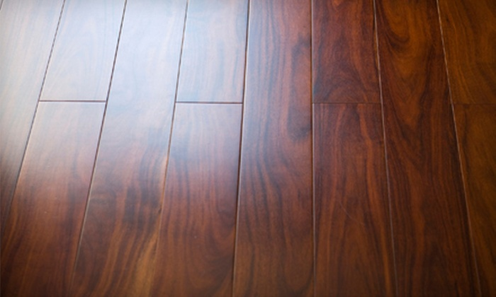 Fabulous Floors Charleston - Mount Pleasant: Resurfacing and Conditioning for Flooring up to 150, 250 or 400 Sq. Ft. from Fabulous Floors Charleston (Half Off)