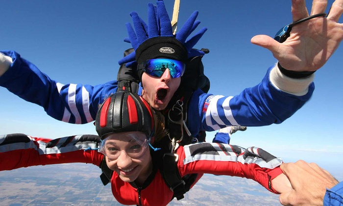 Jump Florida Skydiving - Plant City: $143 for Tandem Skydiving at Jump Florida Skydiving ($199 Value)