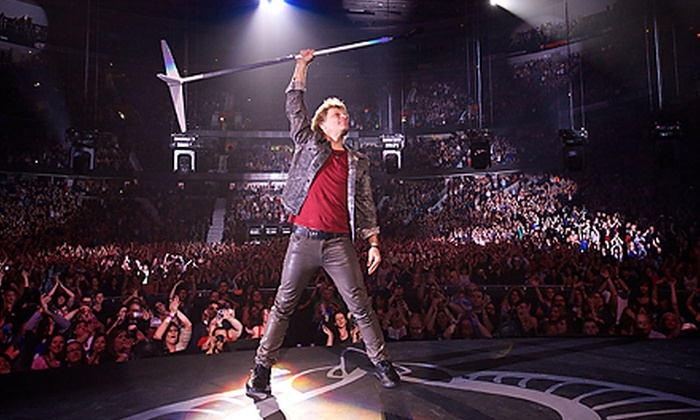 Bon Jovi: Because We Can - The Tour - East Side: Bon Jovi: Because We Can – The Tour on October 15 at 7:30 p.m. at AT&T Center (Up to 49% Off)