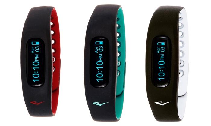 Everlast Bluetooth Waterproof Fitness-Tracker Watch