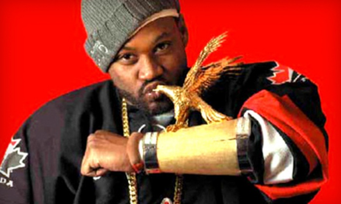 Ghostface Killah - The Abbey Pub: $13 for Ghostface Killah Concert at The Abbey Pub on Friday, April 26, at 9 p.m. (Up to $24.35 Value)