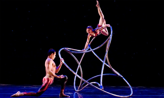 "Momix - State Theatre: MOMIX ""Dreamcatcher"" at State Theatre on September 18 at 8 p.m. (Up to 67% Off)"