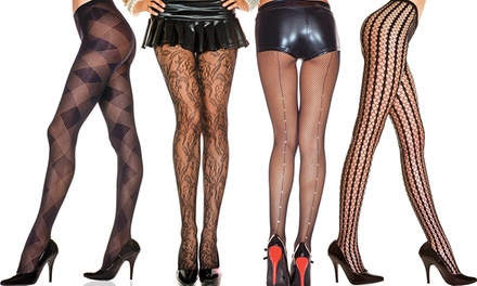 Design Fashion Hosiery Women's Pantyhose