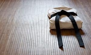 Little Feet Taekwondo: $29 for a One-Month Tae Kwon Do Membership and Uniform at Little Feet Taekwondo ($125 Value)