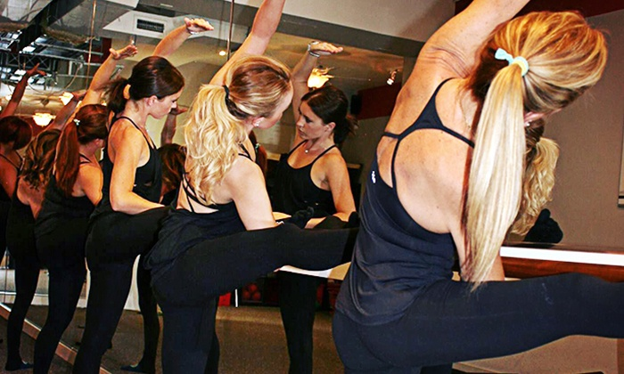 Barre 59 - Village: 5, 10, or 15 Barre Fitness Classes at Barre 59 (Up to 65% Off)