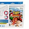 Wii Disney Toy Story Mania Shotgun Bundle