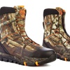 Rocky Men's Camouflage Athletic Mobility Maxprotect Level 3 Boot