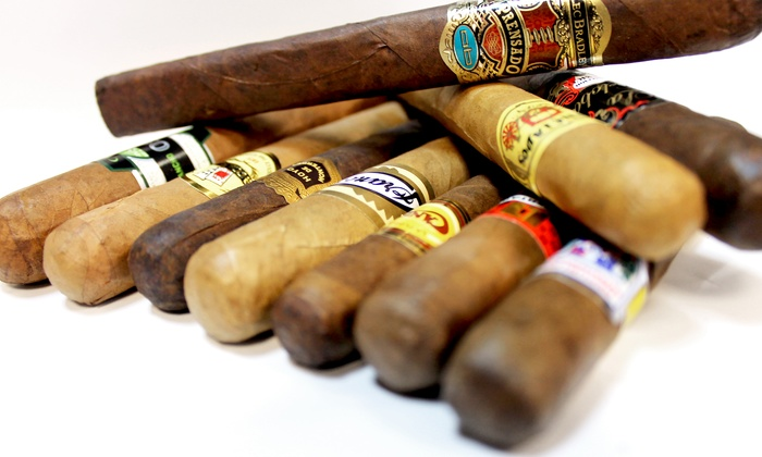 Cigar Sampler: Cigar Sampler from Mike's Cigars. Multiple Collections from $19.99 - $39.99.