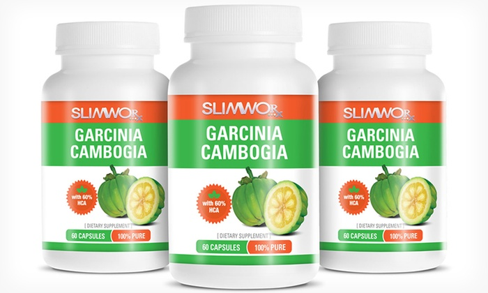 Slimworx - Philadelphia: One or Three Bottles of Garcinia Cambogia from Slimworx (Up to 80% Off)