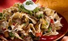 50% Off Street Style Tacos or Pub Food at Medio Tiempo
