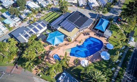 Shoalhaven, NSW: 2 or 3 Nights Adults and 2 Kids with Activities, Wine and Late CheckOut at Mountain View Resort