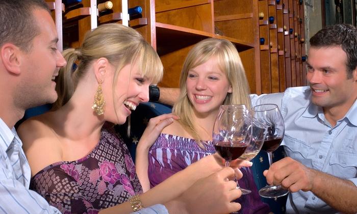 Waikiki Wine Closet - Waikiki: Wine Tasting with $10 Vouchers for Two or Four at Waikiki Wine Closet (Up to 66% Off)