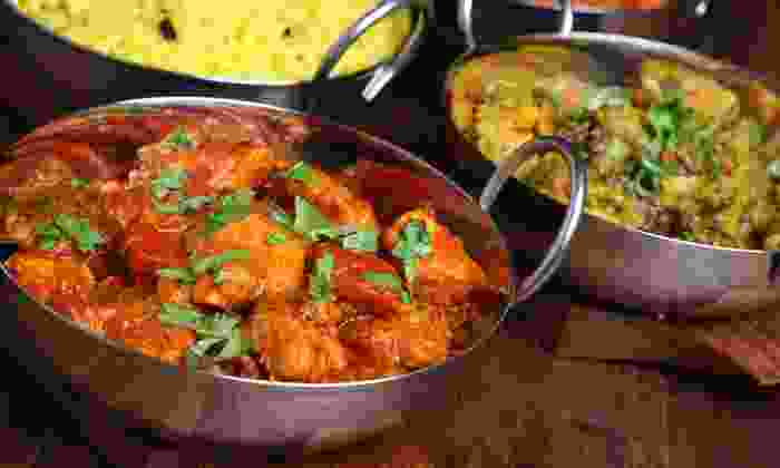 Indian Wok - Willowbrook: $12.25 for $20 Worth of Indian-Chinese Fusion Cuisine at Indian Wok
