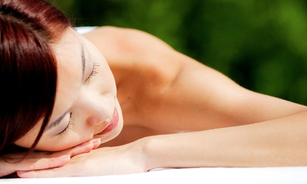One or Two 60-Minute Massages at Peony Nails and Spa NYC (Up to 48% Off)