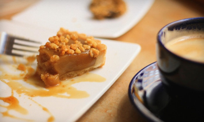 Troubadour Coffee Co. - Fairview Park: $24 for a Two-Hour Gourmet Coffee and Dessert Pairing Class for Two at Troubadour Coffee Co. ($49 value)