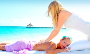 Spa @ MAC: 60-Minute Massage or Body Wrap or Both at Spa @ MAC in North Jersey (Up to 64% Off)