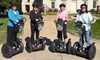 Triangle Glides - Downtown Raleigh: 1, 2, or 4 Groupons, Each Good for a 90-Minute Downtown Discovery Segway Tour from Triangle Glides (Up to 49% Off)