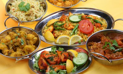 image for Two-Course Meal For Two or Four at Spices Indian Restaurant (Up to 60% Off)