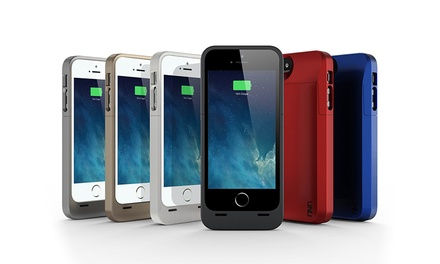 uNu DX Protective Battery Case for iPhone 5/5s