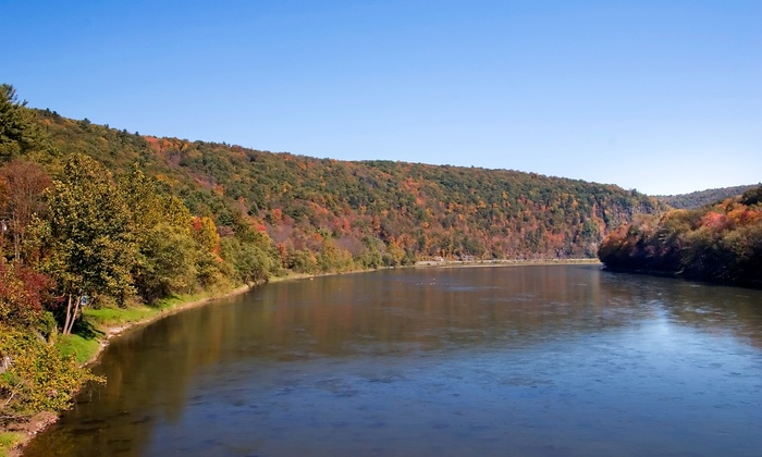 River Tubing and Microbrewery Tour - Chelsea: Tube Down the Delaware River and Tour a Microbrewery, Transportation Included