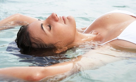 One or Two 60-Minute Flotation-Tank Sessions at Stillwater Float Center (Up to 56% Off)