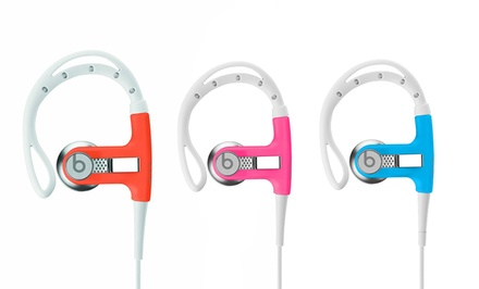 Beats by Dre Powerbeats In-Ear Headphones with Mic