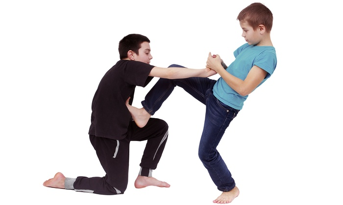 Evolution Enrichment Center - New York: Children's Krav Maga Classes at Evolution Enrichment Center (Up to 60% Off). Three Options Available.