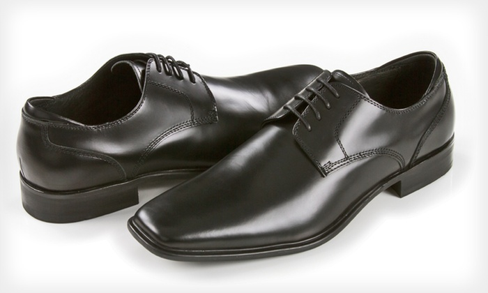 Kenneth Cole Men's Dress Shoes: $69 for Kenneth Cole Men's Shoes ($148 List Price). Multiple Styles and Sizes Available. Free Shipping and Free Returns.