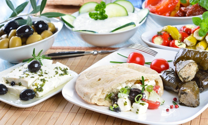 Miami Greek Festival - St. Andrew Greek Orthodox Church: One-Day Festival Admission for Two or Four with Greek Food at the Miami Greek Festival on November 14-16 (50% Off)
