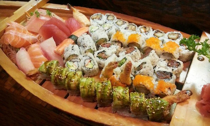 Joto Thai-Sushi - South Tampa: $10 for $20 Worth of Dinner Food for Two at Joto Thai-Sushi
