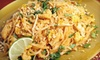 $12 for Thai Fare at Phuket Thai Cuisine in Webster