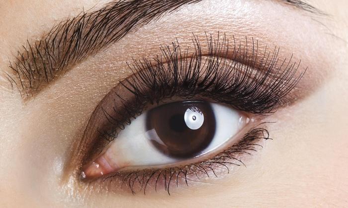 Bella Permanent Makeup Studio - Riverbend: Permanent Eyeliner or Eyebrow Makeup at Bella Permanent Makeup Studio (Up to 70% Off). Three Options Available.