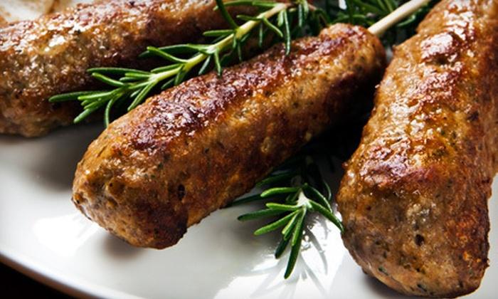 Sinbad's - West University: Lebanese and Mediterranean Food at Sinbad's (Half Off). Three Options Available.