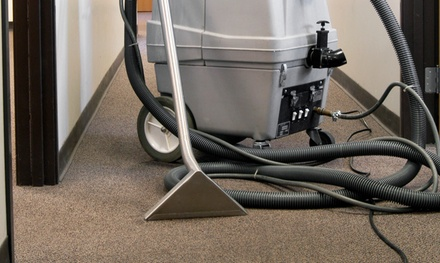 Carpet, Tile, or Upholstery Cleaning from Quality Air (Up to 55% Off). Four Options Available.