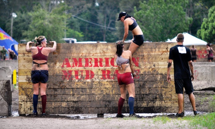 American Mud Race - Okeechobee: Registration for One or Two to the American Mud Race (Up to 51% Off)