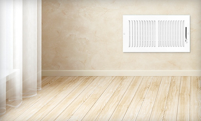 Steam It Carpet Care - San Antonio: Furnace and Air-Duct Cleaning with Option of Dryer-Vent Cleaning from Steam It Carpet Care (Up to 83% Off)