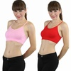 6-Pack of Wireless Y-Back Bralettes