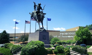 Pro Rodeo Hall of Fame and Museum of the American Cowboy: Admission Package for Two or Four at Pro Rodeo Hall of Fame and Museum of the American Cowboy (Up to 50% Off)