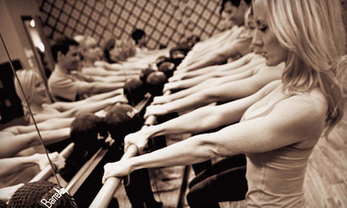 Sparrow Studios - Eagan: Five or 10 Fitness Classes at Sparrow Studios (Up to 49% Off)